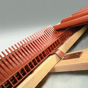 Елементи за вентилиране на стрехи